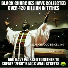 """Is that what happen to the Building Fund? Pimping every since He gave us our """"License to Preach!"""