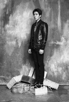 FT.Island : Jong Hoon - The Star Magazine April Issue '15