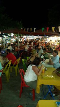 Night Market - Chaweng : May 2015