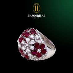 A bouquet as striking as the winter blossoms. #HazoorilalLegacy #Hazoorilal…