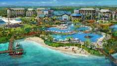The Margaritaville Resort will be coming soon to Orlando! The new property will be in South Orlandoalong U.S. Highway 192 near Toll Road 429 in Western Osceola County, about 20 minutes from Disney World.