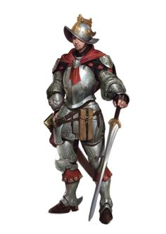 m Fighter plate helm sword lwlvl Fantasy Male, Fantasy Armor, Medieval Fantasy, Game Character, Character Concept, Character Design, Game Concept Art, Armor Concept, Paladin