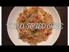 Easy Tuna fried rice recipe - YouTube