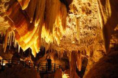 Ngilgi Caves, Yallingup - Do the walking trail from Caves House Hotel, Yallingup