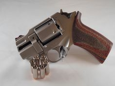 Chiappa Rhino 200DS revolver. Finally got to check one out in person this weekend. LOVE IT! Can't wait to buy one of my own.