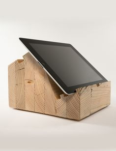 Bloct Tablet Stand - A