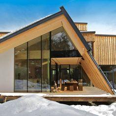 Big Windows, Windows And Doors, Home Exchange, Office Images, Heart Of Europe, Composite Door, Timber Cladding, Unique Doors, Window Styles