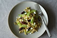 Lemon-Dill Orzo Pasta Salad with Cucumbers, Olives, and Feta  , a recipe on Food52
