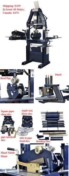 Universal Metal Fabricating Equipment