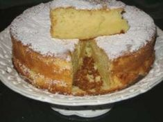 Mascarpone and apple cake Sweet Recipes, Cake Recipes, Dessert Recipes, Just Cakes, Cakes And More, Tortas Light, Kitchen Recipes, Healthy Desserts, The Best