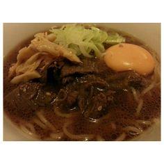 #日本 から頂いた #徳島#中華そば#奥屋#ラーメン#徳島ラーメン #dinner #yummy #ramen from #tokushima #japan #food#noodle#philippines#フィリピン