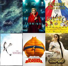 Filmstarts KW 19 2018 #filmstarts #serienguide https://www.serienguide.tv/kalender#film #Breath #TheGreatMysticalCircus #MahanatiTheFilm #Terminal #TheSeagull #BlazingSamurai #LifeoftheParty