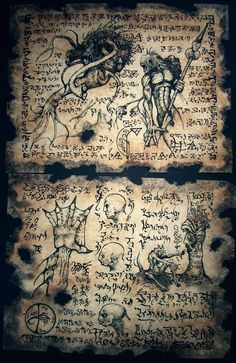 hell horror book dark satan Lucifer 666 devil satanic demons demonic evil dead cult classic necronomicon black magic dark arts horror cult the dark book
