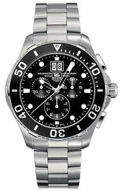 Tag Heuer Aquaracer Mens Chronograph Watch CAN1010.BA0821 TAG Heuer. $1795.00