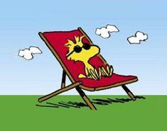 'Hello Summer', Woodstock gets a Tan.