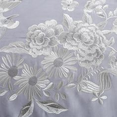 Luxury Egyptian Cotton Floral Embroidery Bedding Set – I sell what I love Bed Sheet Sets, Bed Sheets, Bedclothes, Egyptian Cotton, Flower Wallpaper, Duvet Cover Sets, Floral Embroidery, Bedding, Layout