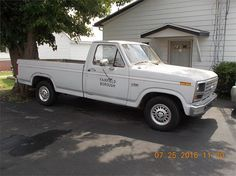 Looking for a used truck? We got you covered. Take a peek at this 1984 Ford F150…