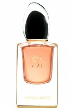 Giorgio Armani Si Le Parfum ~ New Fragrances
