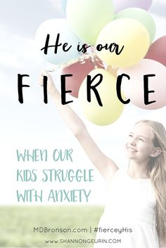 He Is Our Fierce http://shannongeurin.com/he-is-our-fierce-2/
