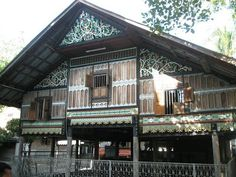 House Featured In The Article Rumah Tradisional Aceh Traditional picture