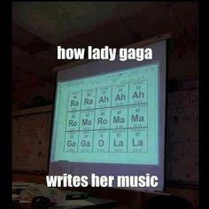 #LadyGaga #lol