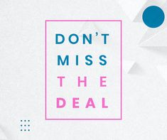 Don't miss the deal social media sale advertisement template vector | premium image by rawpixel.com / Mind Social Media Template, Social Media Design, Vector Can, Vector Free, Advertisement Template, Get More Followers, Sale Promotion, Banner, Advertising