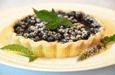 Borůvkové tartaletky Acai Bowl, Pie, Treats, Breakfast, Sweet, Advent, Acai Berry Bowl, Pinkie Pie, Sweet Like Candy