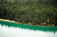 The beautiful shores of northern Manitoba. Clearwater Lake, The Pas. #exploremb