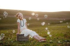 Be Inspired: Bubbles » Confessions of a Prop Junkie