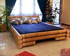 Especiales ambientes y decoraciones en bambu