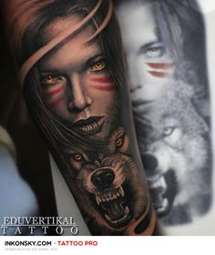 Tattoo by Edu Vertikal