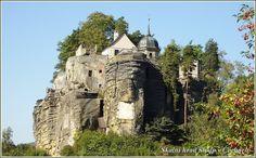 Česko, Sloup - Skalní hrad