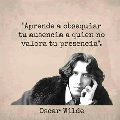 Oscar Wilde, Qoutes, Life Quotes, Reflection Quotes, Life Thoughts, Film Music Books, Spanish Quotes, Famous Quotes, Famous People