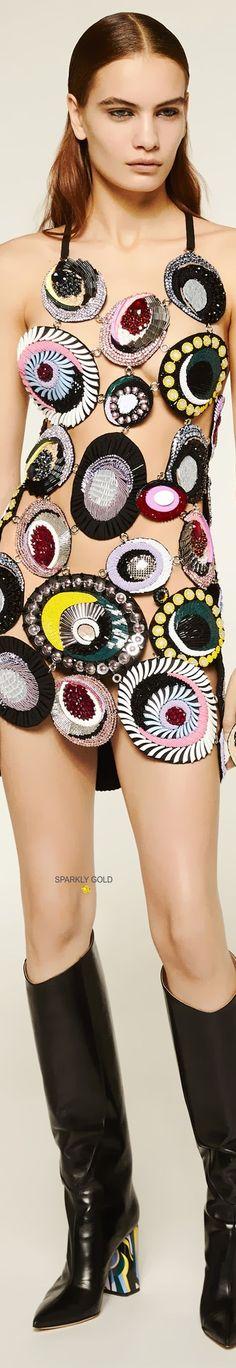 Emilio Pucci Pre-Fall 2020 High Fashion, Fashion Brands, Emilio Pucci, Thigh High Boots, Thigh Highs, Peplum Dress, Most Beautiful, Couture, Mini Dresses