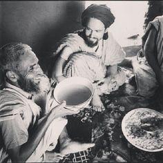 Shaykh Hamza Yusuf in North Africa