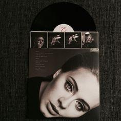 photo by Fundaslifestyle. #Adele #Fundaslifestyle #vinyl