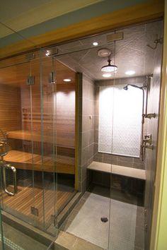 Spa Bath, Mamaroneck NY - contemporary - bathroom - new york - Design Enthusiast