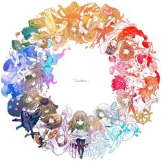 Circle of Alice's...