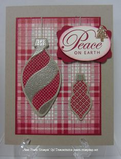 Sharing Creativity and Stampin': Christmas Card Class