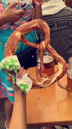 #Oktoberfest #munich #bretzel