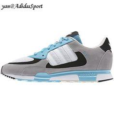 Adidas Originals ZX 850 men black/Samba Aluminium/white/blue shoes HOT SALE! HOT PRICE!