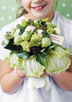 Un bouquet de chou