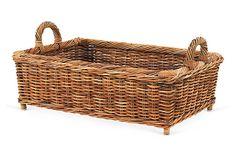 Country Loft Basket on OneKingsLane.com