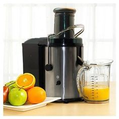 Dr. Tech MM-220 Fruit and Vegetable Juice Extractor / Juicer Machine ...