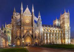 Abbaye de #Westminster, #Londres : http://www.palacity.net/angleterre/londres/abbaye-de-westminster.htm