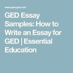 Fsu college essay learning