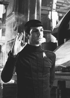 Love this pic of Zachary Quinto. #Spock #StarTrek