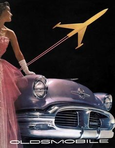 Oldsmobile 1956 Broc
