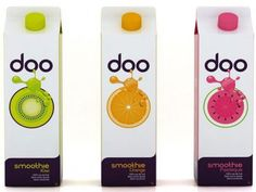 Mostly people judge the quality of product with its unique packaging. As an ongoing part of our inspiration series today we present excellent examples of beautiful, attractive and communicative packaging design. Effective packaging design breaks away. Clever Packaging, Fruit Packaging, Beverage Packaging, Organic Packaging, Design Packaging, Product Packaging, Fruit Juice Image, Best Fruit Juice, Design Poster