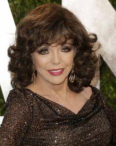 Joan Collins returns to TV show Benidorm